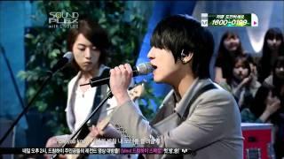 CNBLUE live- One time- M Soundplex