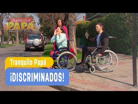 Tranquilo Papá - ¡Discriminados! - Santi y Laurita / Capítulo 21