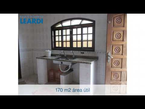 Casa - Jardim Maria Rosa - Taboão Da Serra - SP - Ref: 568323