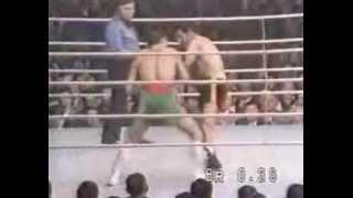 ガッツ石松 VS ロドルフォ・ゴンザレスⅠ(1974年4月)