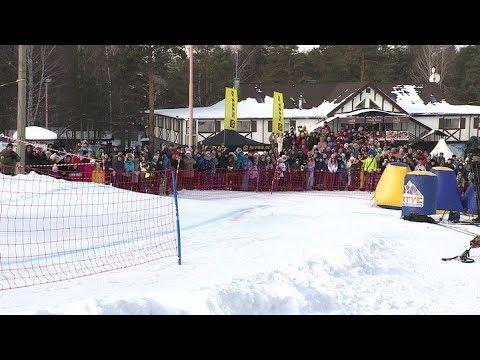 В Екатеринбурге впервые прошёл этап ЧМ по скоростному спуску на коньках