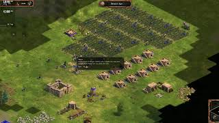 Age of Empires: Definitive Edition ULTRAWIDE 21:9 (Remaster) PC Gameplay | 2019 Steam