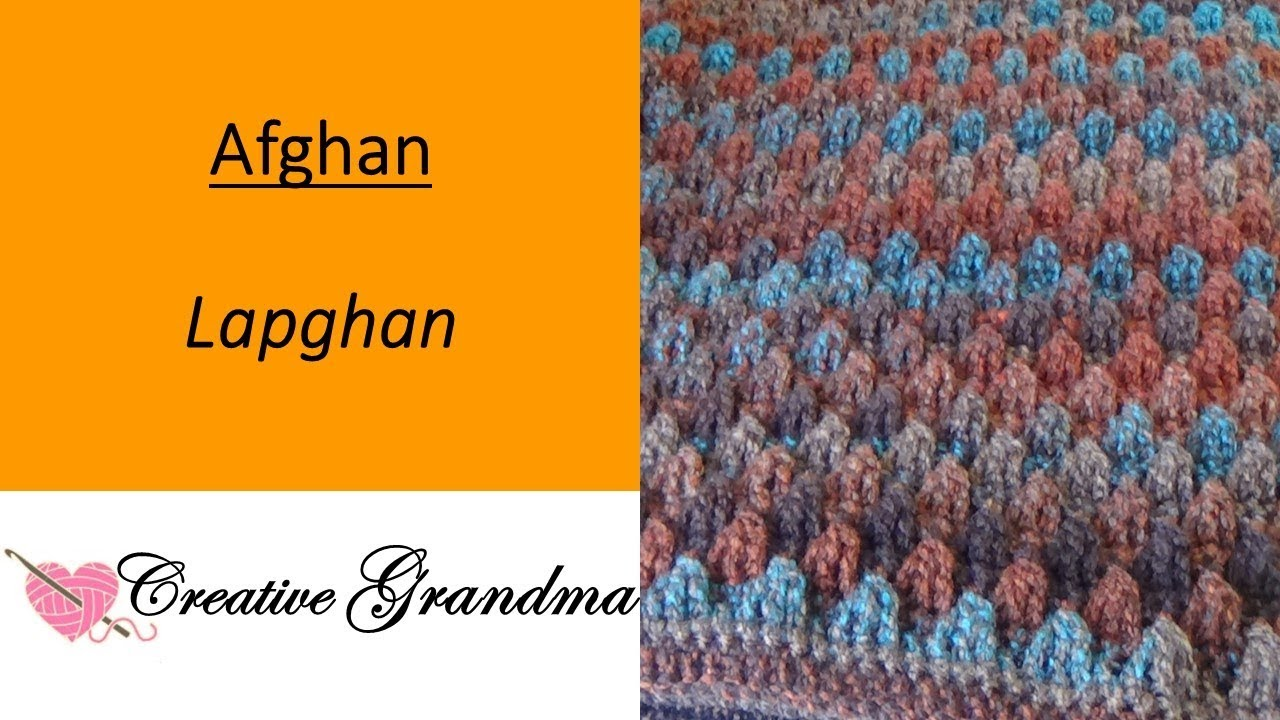 Southwestern Lapghan / Wheelchair Throw (FREE PATTERN AVAILABLE ...