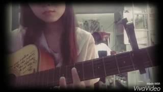 Ánh trăng nói hộ lòng tôi guitar solo by Nho
