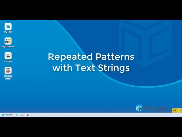 Repeated Patterns with Python Text Strings
