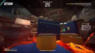 Hot Lava - Gym Jam speedrun in 56.58 seconds