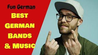 BEST GERMAN BANDS and MUSIC - FUN GERMAN