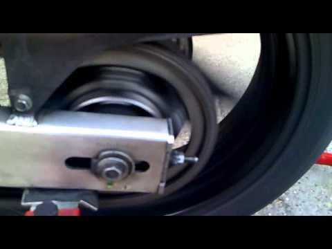 catena hornet 600 - youtube