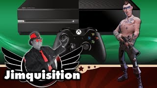 The Xbox One Is A Bit Shit (The Jimquisition)