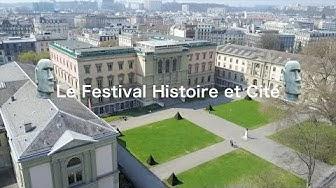 Campus #12 - Festival Histoire et Cité