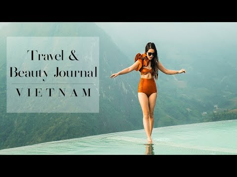 VIETNAM: Travel Journal & Skincare Tips for Humid Places