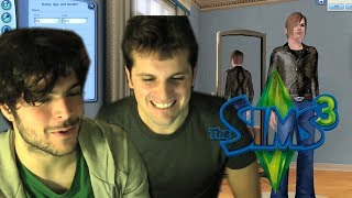 THE SIMS 3 - GAMEPLAY [FRANK MATANO & WILLWOOSH]