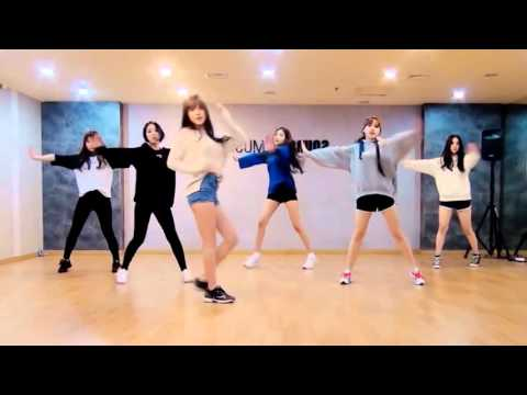 開始Youtube練舞:Rough-GFRIEND | Dance Mirror