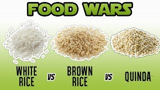 On today's episode of live lean tv, i'm answering a viewer question about, based the nutrition facts, which is healthier: white rice vs brown quin...