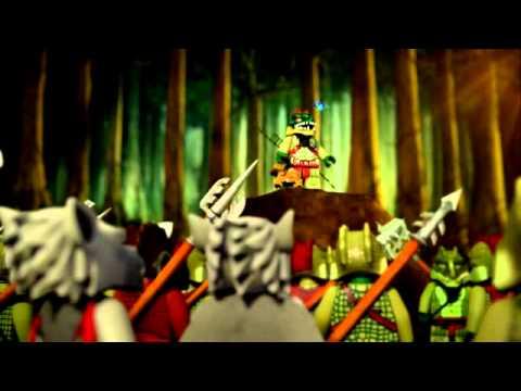 LEGO Legends of Chima PL-Dubbing !!! Zobacz!!!