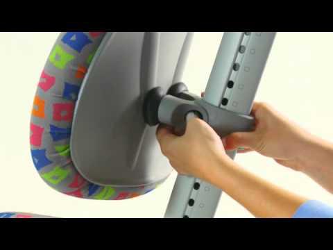 Superior Moll Maximo: Adjustable Children Ergonomic Chair