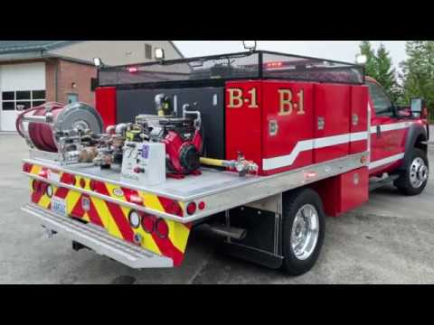 Brush Trucks By Cascade Fire & Safety
