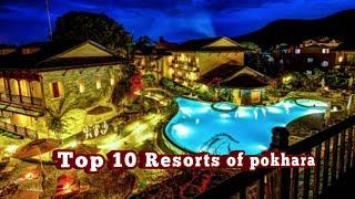 Top ten resorts of pokhara Nepal