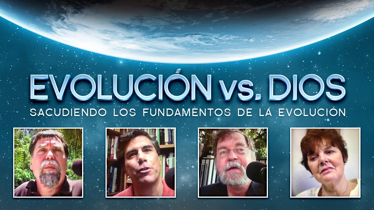 Evolución vs. Dios - HD  (Spanish Version)