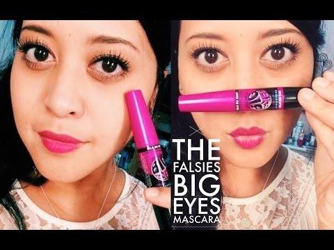 Maybelline Volum Express Falsies Big Eyes Mascara photos