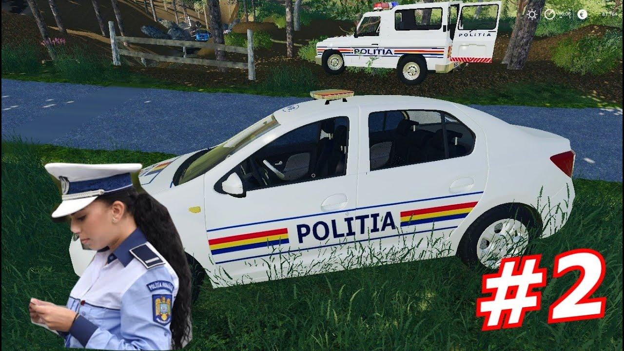 FS 19/AGENT DE POLITIE/HOTII LA FURAT LEMNE /IN LIMBA ROMANA #2