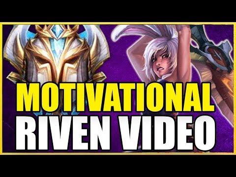 """Riven"" - A Motivational Video by Daveyx3 - (League of Legends) thumbnail"