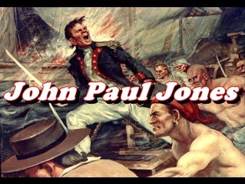 History Brief: John Paul Jones