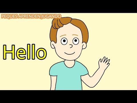 Saludos Y Despedidas En Ingles Para Ninos Video Para Aprender
