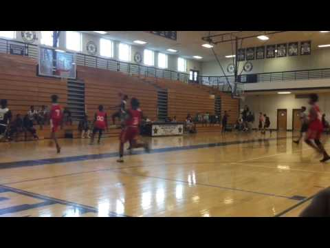 Juwan Thompson Fathers Day Classic 2017- Griffin Crusaders Basketball Club