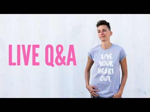🔴HOW I AM STARTING A NEW BUSINESS - LIVE Q&A - Ask Me Anything