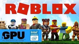 Roblox on Intel HD Graphics | 4GB RAM | Will it iGPU?