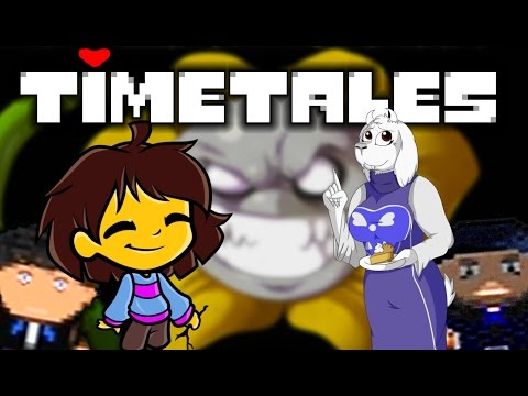 THIS UNDERTALE FANGAME WILL BLOW YOUR MIND!! | TimeTales