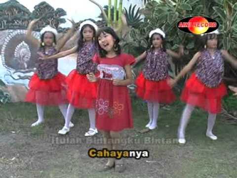 bintang kejora Lagu anak versi dangdut jaranan Sagita Junior Pas banget untuk hiburan anak Anda