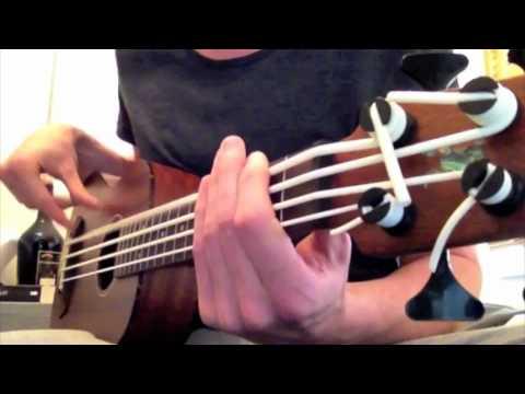 "Kala U-Bass: Richard Coughlan plays ""What's Going On?"" - Marvin Gaye"