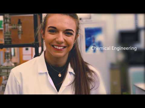 Chemical Engineering at the University of Huddersfield - Leah Bentley