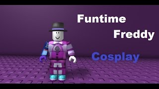 FUNTIME FREDDY Roblox Cosplay