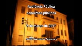Audiência Pública - PEC 287 - Reforma da Previdência 06/03/2017
