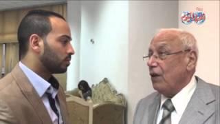 تكريم السفير الروسي في الجامعة المصرية الروسية
