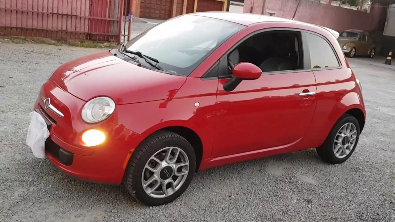 Fiat 500 Cult Top Lindo Automatico Automatizado