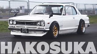 Скачать HAKOSUKA Nissan Skyline GTR Revs And Sound