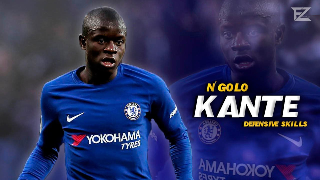 Download N'Golo Kante 2018 ▬ World Class • Crazy Tackles & Defensive Skills || HD