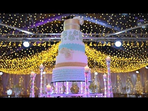 Cum se face un tort de nunta/botez si un candy bar- Dolcetti