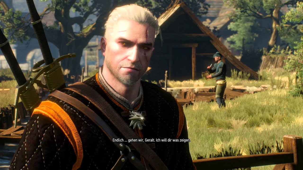 Witcher 3 Frauen