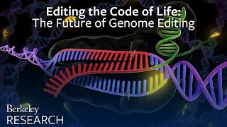 Dr. Jennifer Doudna discusses gene-editing at the Institute for Int'l Studies