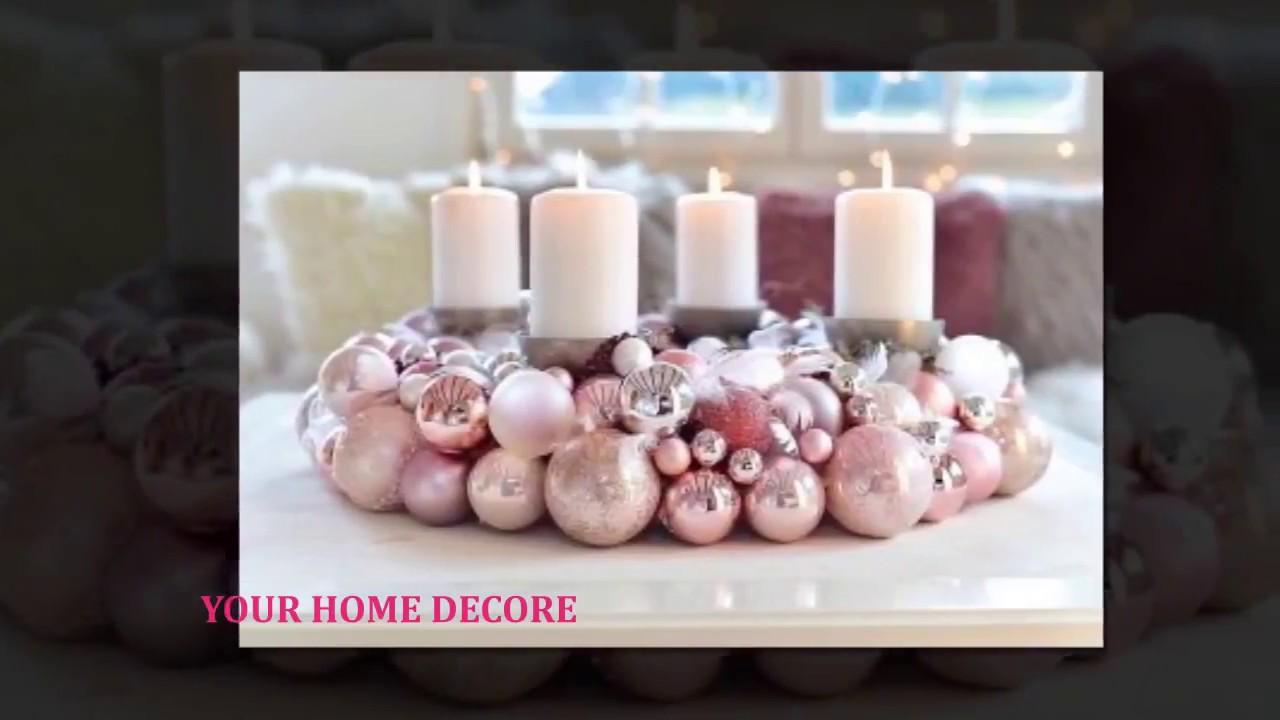 60 Weihnachtsdeko Selber Machen Naturmaterialien Stimmungsvolle Weihnachtsdeko Selber Basteln