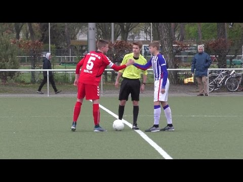 FC Arsenal Berlin - Grünauer BC (Futsal Pelada Berlin-Liga) Highlights | SPREEKICK.TV von YouTube · Dauer:  1 Minuten 56 Sekunden  · 584 Aufrufe · hochgeladen am 06/07/2016 · hochgeladen von SPREEKICK.TV