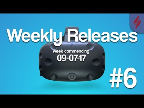 Weekly Release Wk 6