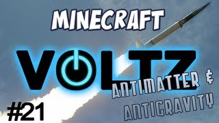Voltz 21 - Antimatter and Antigravity