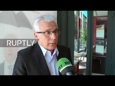 Spain: Assange has been 'covertly investigated by the US' claims lawyer Garzon