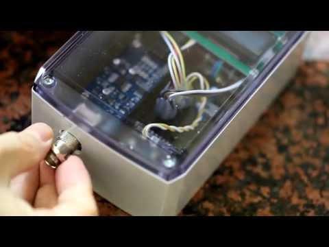 Medidor de pH con Arduino Pro Mini y sensor de Dormant Labs